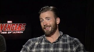 chris-hemsworth-chris-evans-avengers-age-of-ultron Video Thumbnail