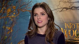 Chris Pine & Anna Kendrick (Into the Woods)- Interview Video Thumbnail