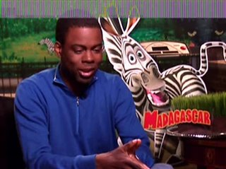 CHRIS ROCK - MADAGASCAR - Interview Video Thumbnail