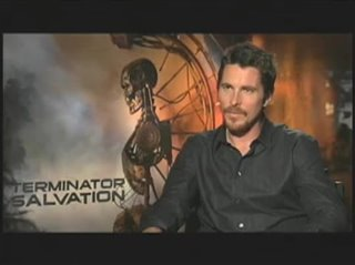 Christian Bale (Terminator Salvation)- Interview Video Thumbnail