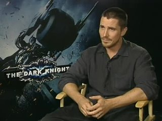 Christian Bale (The Dark Knight)- Interview Video Thumbnail