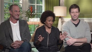 christopher-meloni-wanda-sykes-interview-ike-barinholtz-snatched Video Thumbnail