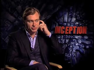 Christopher Nolan (Inception)- Interview Video Thumbnail