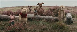 Christopher Robin Trailer Video Thumbnail