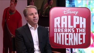 clark-spencer-talks-ralph-breaks-the-internet Video Thumbnail