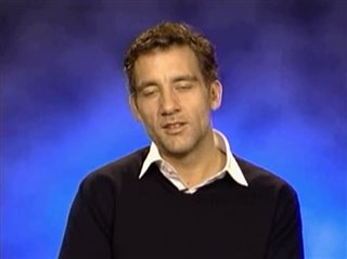 CLIVE OWEN - DERAILED- Interview Video Thumbnail