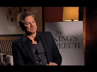 Colin Firth (The King's Speech) - Interview Video Thumbnail
