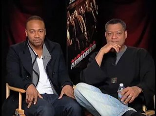 columbus-short-laurence-fishburne-armored Video Thumbnail