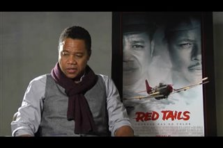 Cuba Gooding Jr. (Red Tails)- Interview Video Thumbnail