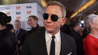 Daniel Craig at TIFF 2019 for 'Knives Out'- Interview Video Thumbnail