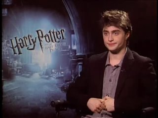 Daniel Radcliffe (Harry Potter and the Half-Blood Prince)- Interview Video Thumbnail