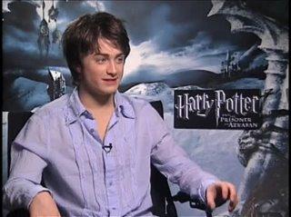 Daniel Radcliffe (Harry Potter and the Prisoner of Azkaban)- Interview Video Thumbnail