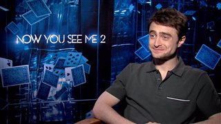 Daniel Radcliffe - Now You See Me 2- Interview Video Thumbnail