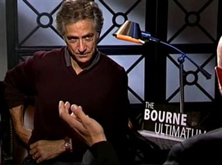 David Strathairn (The Bourne Ultimatum)- Interview Video Thumbnail
