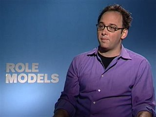 David Wain (Role Models) - Interview Video Thumbnail