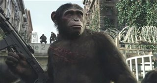 Dawn of the Planet of the Apes - Final Trailer Video Thumbnail