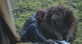 dawn-of-the-planet-of-the-apes-movie-clip-hanging-out Video Thumbnail