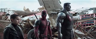 deadpool-movie-clip---superhero-landing Video Thumbnail