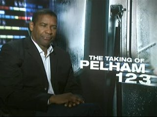 Denzel Washington (The Taking of Pelham 123)- Interview Video Thumbnail