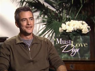 DERMOT MULRONEY - MUST LOVE DOGS- Interview Video Thumbnail