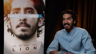 dev-patel-interview-lion Video Thumbnail