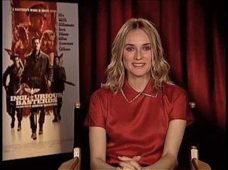 Diane Kruger (Inglourious Basterds)- Interview Video Thumbnail