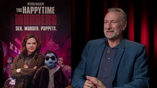 Director Brian Henson talks 'The Happytime Murders'- Interview Video Thumbnail