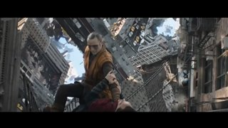 "Doctor Strange Movie Clip - ""Dimensional Fight"" Video Thumbnail"