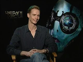 Doug Jones (Hellboy II: The Golden Army) - Interview Video Thumbnail