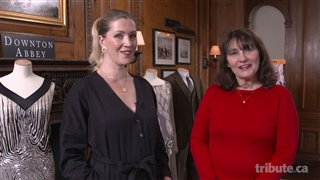 Downton Abbey Costume Designer Anna Robbins on movie costumes Video Thumbnail