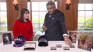 See Downton Abbey Jewelry by Bentley & Skinner including tiaras! Video Thumbnail
