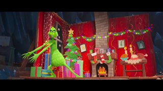 """'Dr. Seuss' The Grinch' Movie Clip - """"The Grinch tells Fred and Max to avoid presents and cookies"""" Video Thumbnail"""