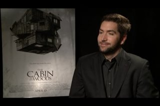 Drew Goddard (The Cabin in the Woods) - Interview Video Thumbnail
