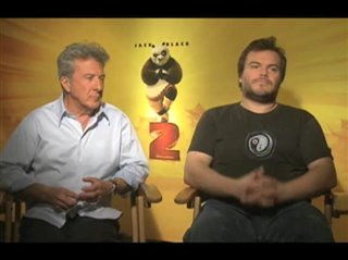 dustin-hoffman-jack-black-kung-fu-panda-2 Video Thumbnail