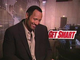 Dwayne Johnson (Get Smart)- Interview Video Thumbnail
