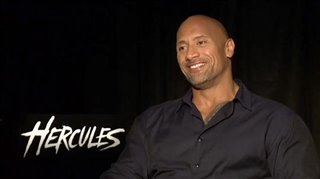 Dwayne Johnson (Hercules)- Interview Video Thumbnail