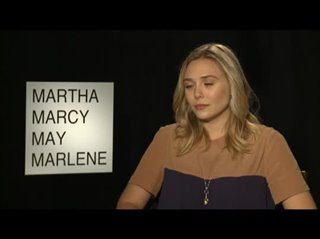 Elizabeth Olsen (Martha Marcy May Marlene)- Interview Video Thumbnail