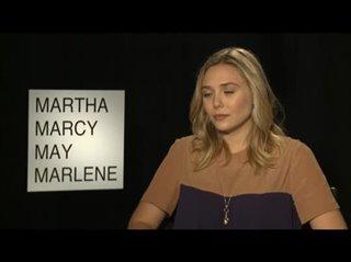 Elizabeth Olsen (Martha Marcy May Marlene) - Interview Video Thumbnail