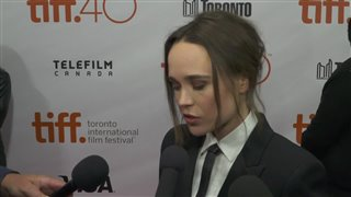 ellen-page-freeheld-tiff-red-carpet Video Thumbnail
