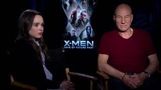 ellen-page-patrick-stewart-x-men-days-of-future-past Video Thumbnail
