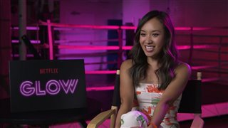 Ellen Wong Interview - GLOW Video Thumbnail