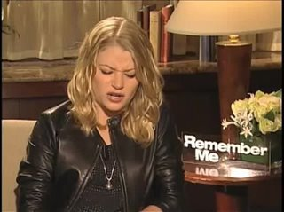 emilie-de-ravin-remember-me Video Thumbnail