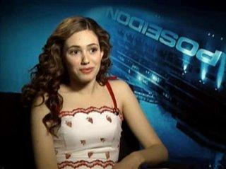 EMMY ROSSUM (POSEIDON)- Interview Video Thumbnail