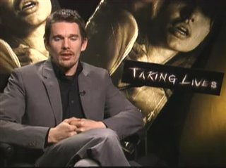 ETHAN HAWKE- Interview Video Thumbnail