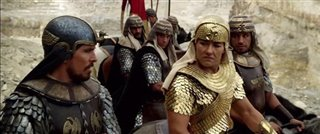 """Exodus: Gods and Kings movie clip - """"Strength"""" Video Thumbnail"""