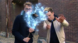 Fantastic Beasts and Where to Find Them Featurette - Wand Training Featurette Video Thumbnail