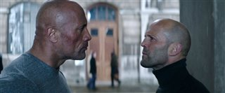 """'Fast & Furious Presents: Hobbs & Shaw' Featurette - """"Best of Enemies"""" Video Thumbnail"""