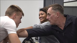 Hobbs & Shaw - 'Fight Like Hobbs' Featurette Video Thumbnail
