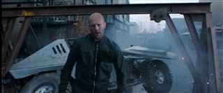 "'Fast & Furious Presents: Hobbs & Shaw' Movie Clip - ""Shaw Catches a Ride"" Video Thumbnail"