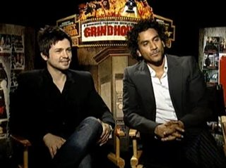 freddy-rodriguez-naveen-andrews-grindhouse Video Thumbnail